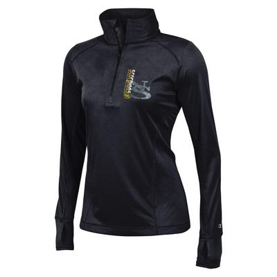 Champion Womens Vapor Dry Quarter Zip