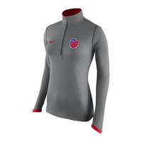 Nike Womens Half Zip Element Top
