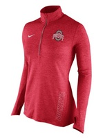 Nike Womens Element Half Zip