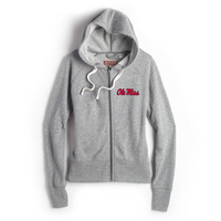 Red Shirt Karma Full Zip Hoodie