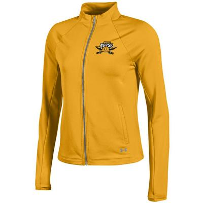 Under Armour Full Zip Stand Collar