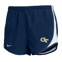 Georgia Tech Nike College Tempo Short
