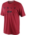 UNLV Nike Dri Fit Legend Tee