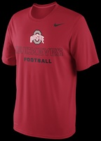Nike  Ohio State  2013 Practice Weight Room Tee