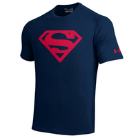 Under Armour Alter Ego Superman Tshirt