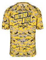Badger Sports Digital Camo Short Sleeve Performance Tee