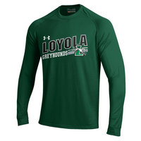 Loyola Long Sleeve Under Armour Tee