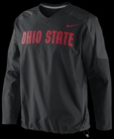 Nike  Ohio State  Pullover Wind Jacket
