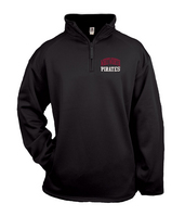 Badger Quarter Zip Performance Fleece