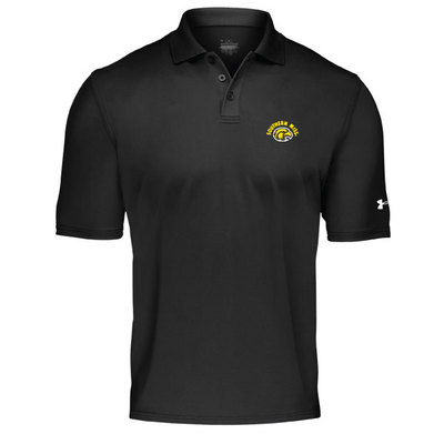 Southern Mississippi Eagles Under Armour Heat Gear Loose Fit Team Polo