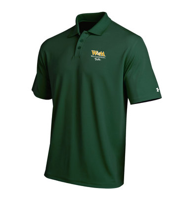 William and Mary Under Armour Heat Gear Loose Fit Team Polo