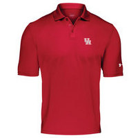 Houston Cougars Under Armour Heat Gear Loose Fit Team Polo