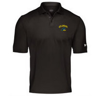 Delaware Blue Hens Under Armour Heat Gear Loose Fit Team Polo