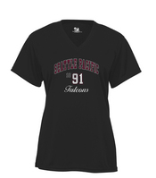 Badger Sportswear Ladies VNeck Tee