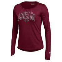 Under Armour Womens BFE Long Sleeve