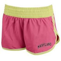 Womens Neon Under Armour Great Escape Short