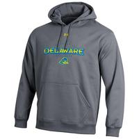 Delaware Blue Hens Under Armour Cold Gear Loose Fit Hoodie