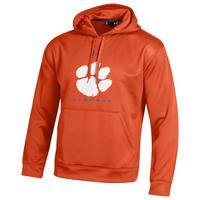 Clemson Tigers Under Armour Cold Gear Loose Fit Hoodie