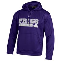 TCU Horned Frogs Under Armour Cold Gear Loose Fit Hoodie