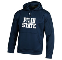 Penn State Under Armour Cold Gear Loose Fit Hoodie