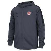 Adidas Mens Full Zip Hood