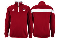 Mens Sideline Long Sleeve Quarter Zip