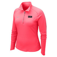 Womens Nike Element Half Zip