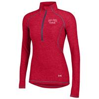 Under Armour SMU Womens Tech 14 Zip
