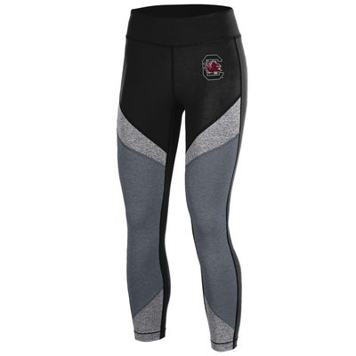 Under Armour Colorblock Crop Leggings