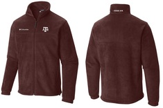 Columbia Flanker II Full Zip Fleece
