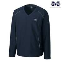 Cutter & Buck Weathertec Beacon Vneck Windshirt (Online Only)