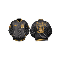 Big Boy Alpha Phi Alpha Satin Jacket
