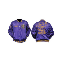 Big Boy Omega Psi Phi Satin Jacket