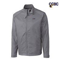 Cutter and Buck WeatherTec Blakely Full Zip Jacket (Online Only)