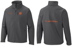 COLUMBIA COLLEGIATE ASCENDER SOFTSHELL JACKET