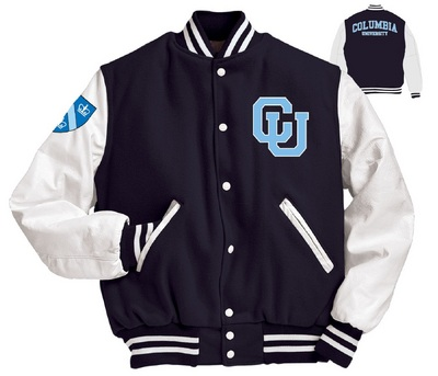 Columbia University Bookstore Drop Ship Holloway Custom Jacket