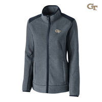 Cutter & Buck WeatherTec Cedar Park Full Zip (Online Only)