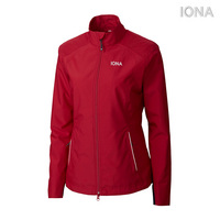 Cutter & Buck Womens WeatherTec Beacon Full Zip Jacket (Online Only)