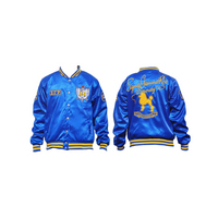 Big Boy Sigma Gamma Rho Satin Jacket