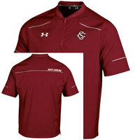 Under Armour Short Sleeve Cage Jacket