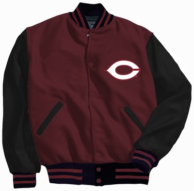 UChicago Uncommon Collection Lettermens Jacket