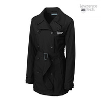 Cutter & Buck Womens Mason Trench Coat (Online Only)