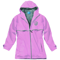 Charles River Womens Wind and Waterproof Rain Jacket