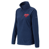 WMNS GLACIAL FLEECE 14 ZIP