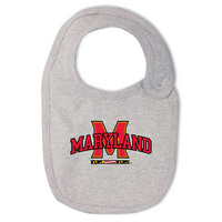 University of Maryland College Kids Infant/Toddler Bib