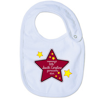 South Carolina Gamecocks College Kids Infant/Toddler Bib