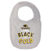 Southern Mississippi Eagles College Kids Infant/Toddler Bib