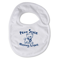 Penn State Nittany Lions College Kids Infant/Toddler Bib
