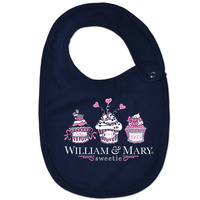William and Mary College Kids Infant,Toddler Bib
