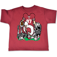 Troy University College Kids Toddler T-Shirt